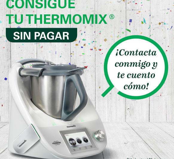 Programa ESPECIAL para CLIENTES DE TM31, ó modelos anteriores.. Thermomix® JAÉN