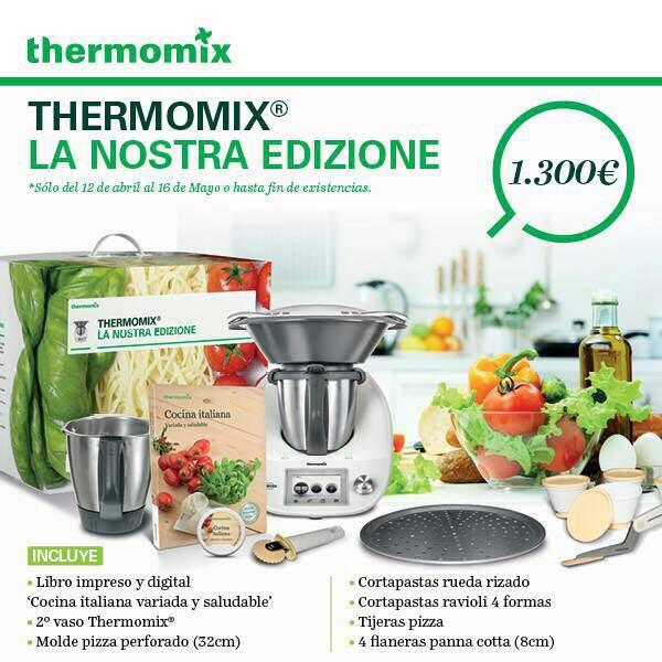 LA NOSTRA EDIZIONE Thermomix® JAEN