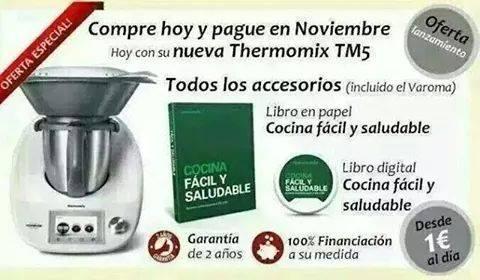 NUEVA Thermomix® 5ª GENERACION