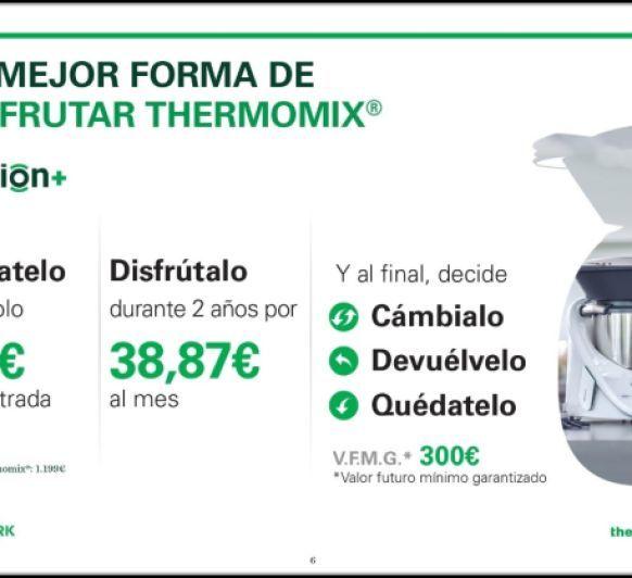 Thermomix® OPCIÓN +