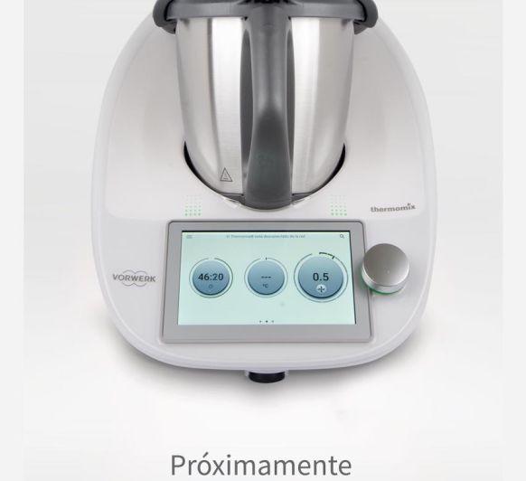 LANZAMIENTO DEL Thermomix® TM6, SIEMPRE INNOVANDO.