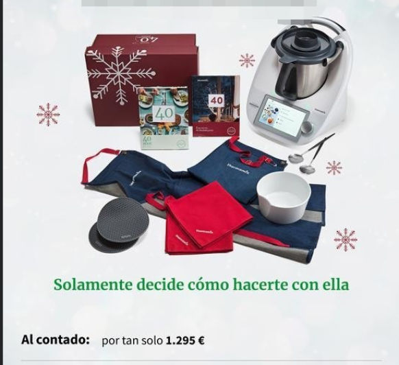 Edición especial navidad 2019, 0% de interés