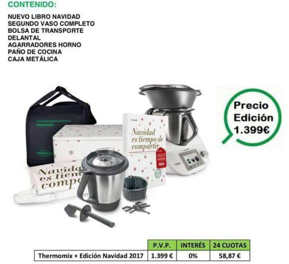FINANCIA TU Thermomix® AL 0% DE INTERÉS. !!!!SOLO HASTA EL 4 DE DICIEMBRE!!!