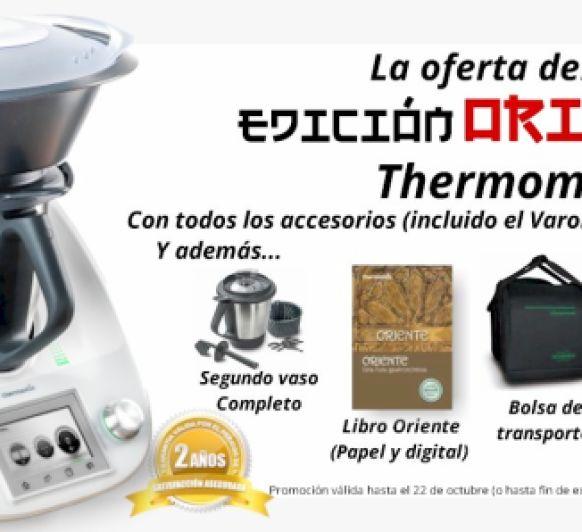 Thermomix® EDICIÓN ORIENTE A 0% INTERESES