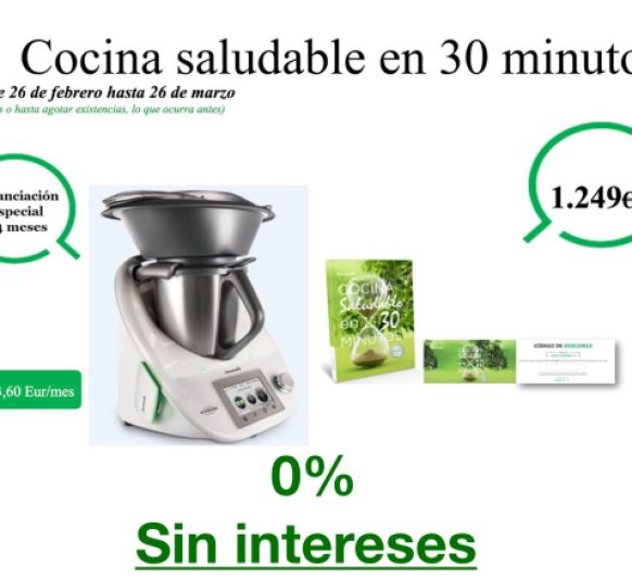 Thermomix® JAÈN SIN INTERESES