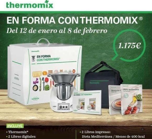 En forma con Thermomix® JAÉN